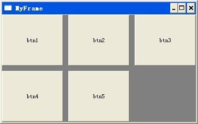 wxPython布局| JarvisChu's Blog | 猪之草房子